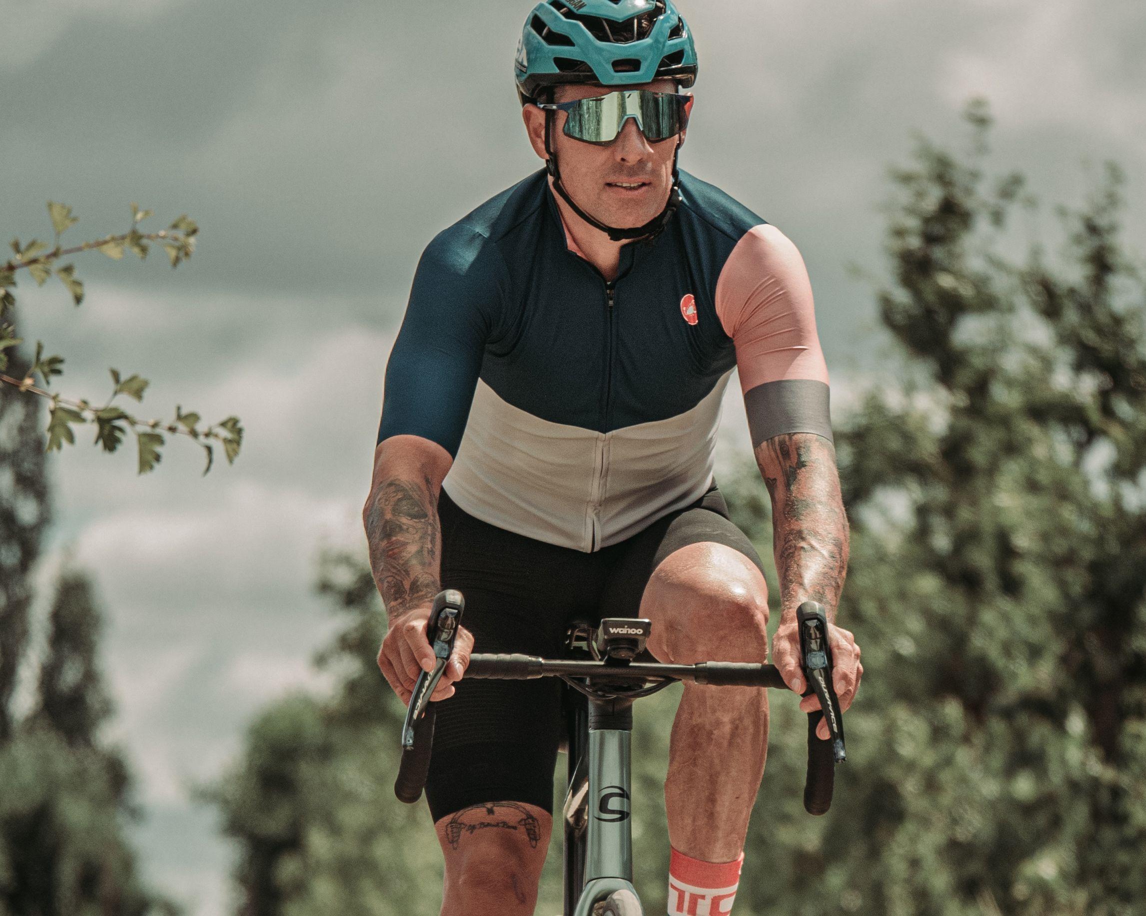 Castelli fietsshirt Limited Edition