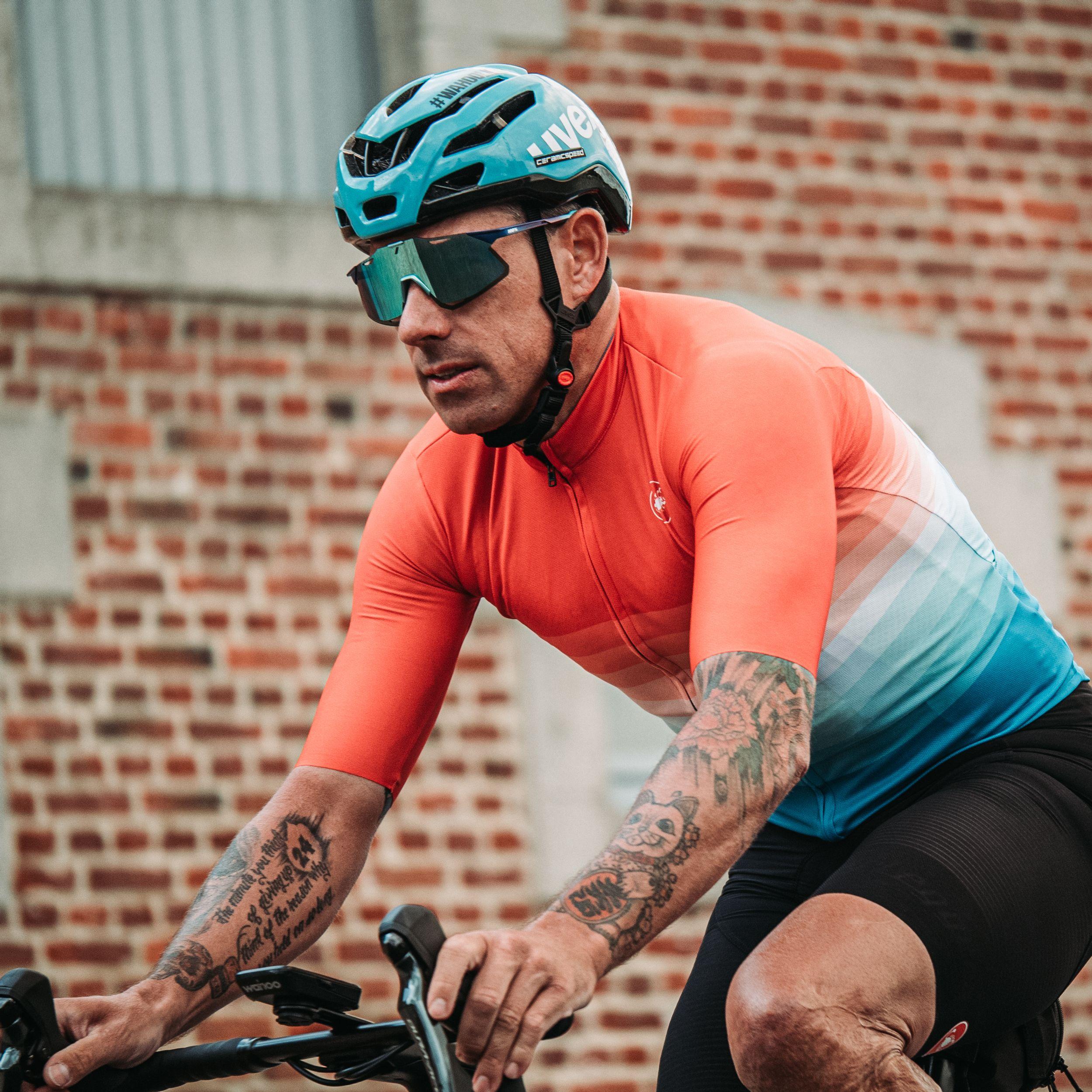 Castelli Scoppio fietsshirt Beperkte Editie