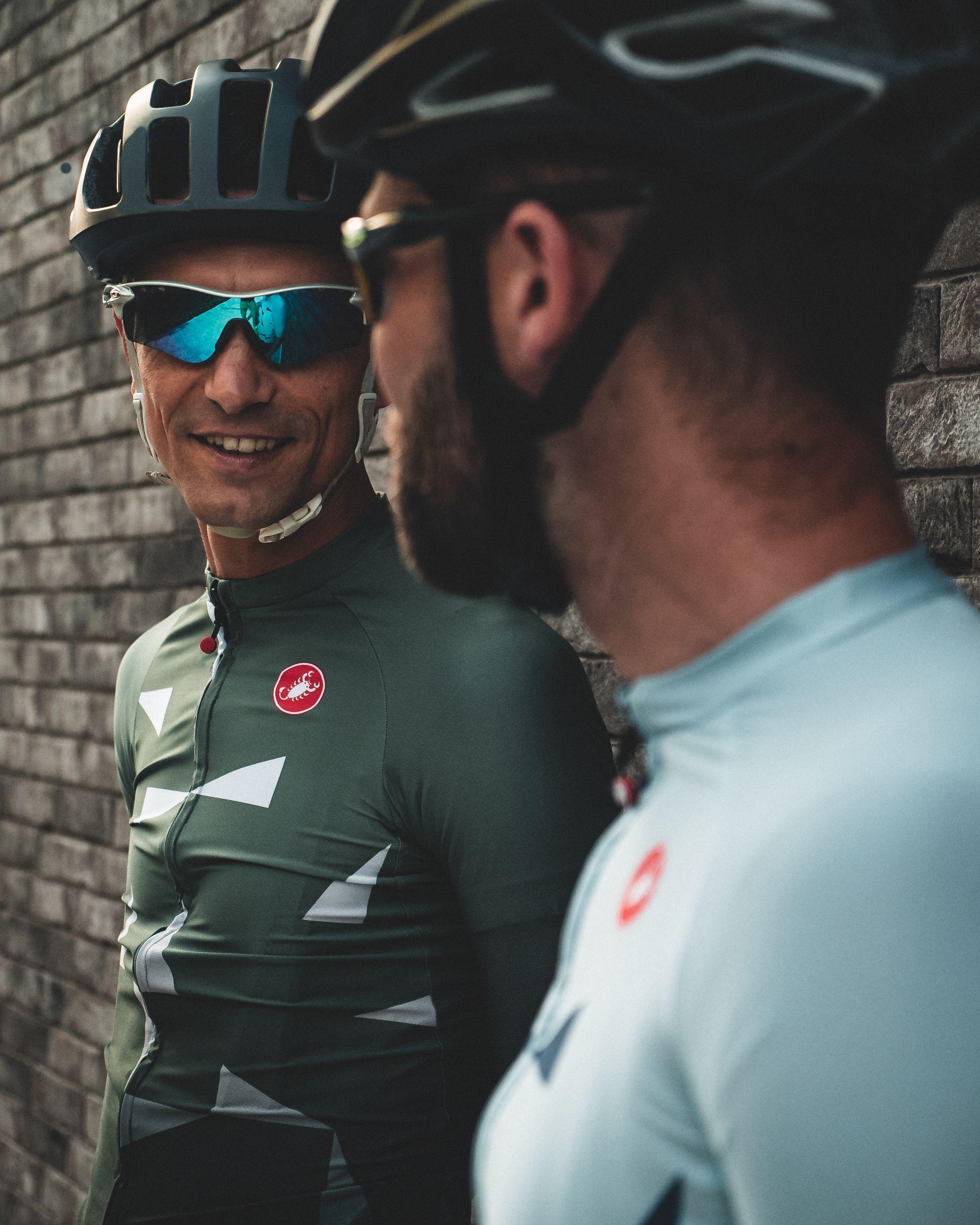 Castelli Sfocato fietsshirt Beperkte Editie