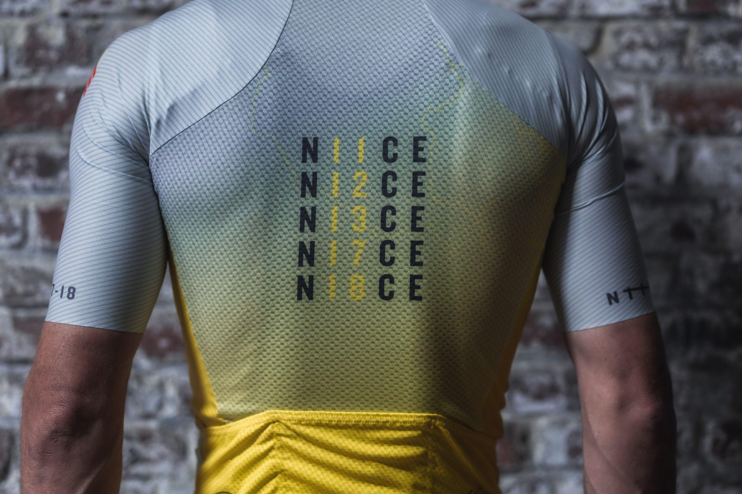 Rugzijde Limited Edition Jersey Nice