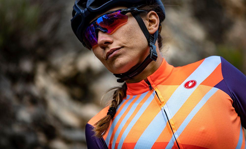 Castelli dames fietsshirt Talento