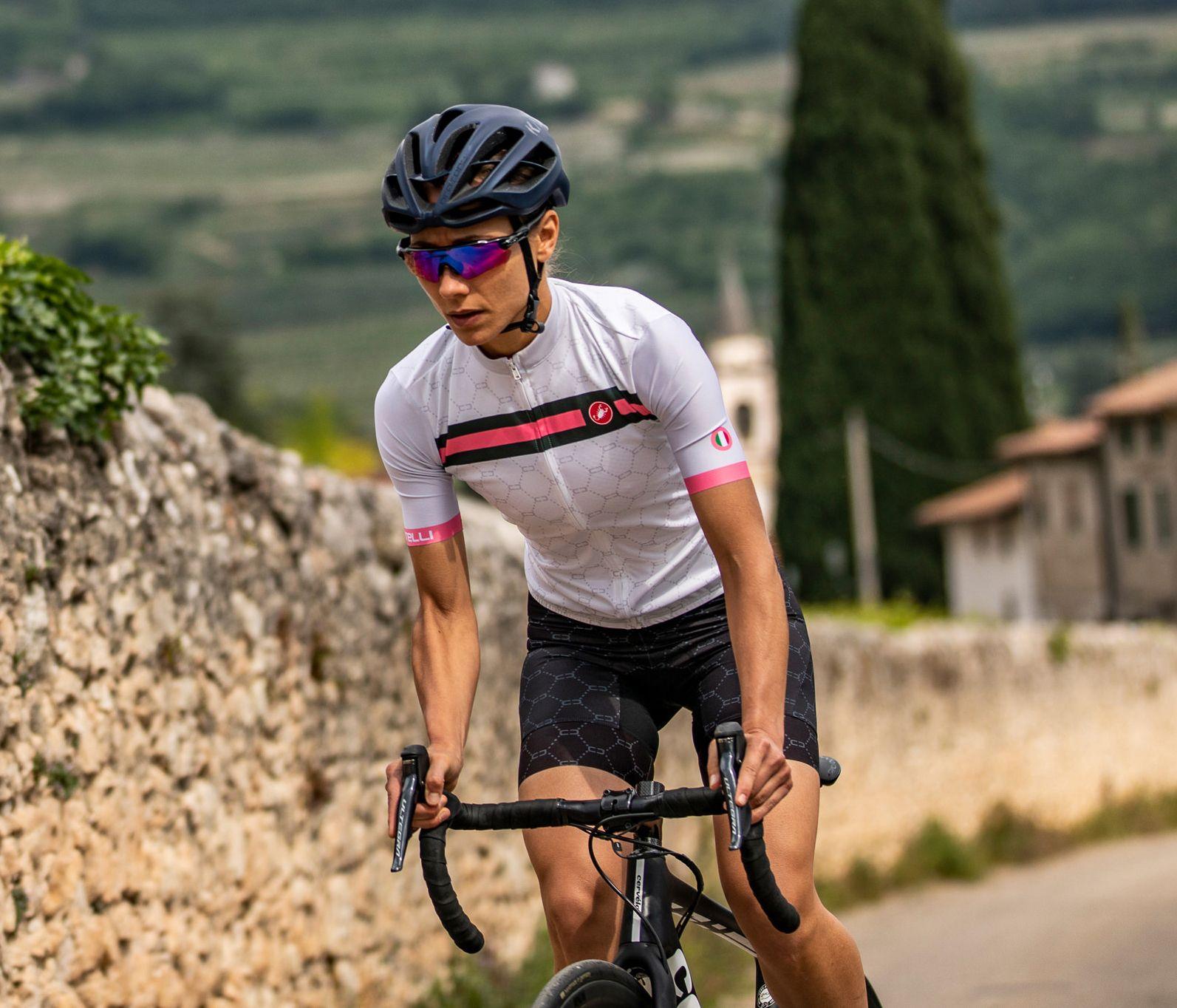 Castelli Atelier fietsshirt