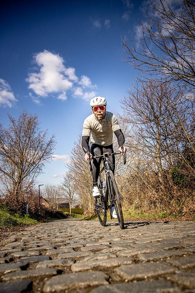 Castelli Pavé fietsshirt