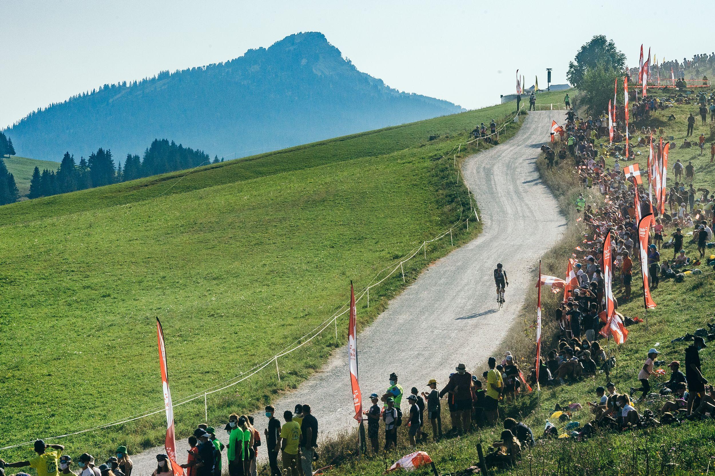Landschap Tour de France