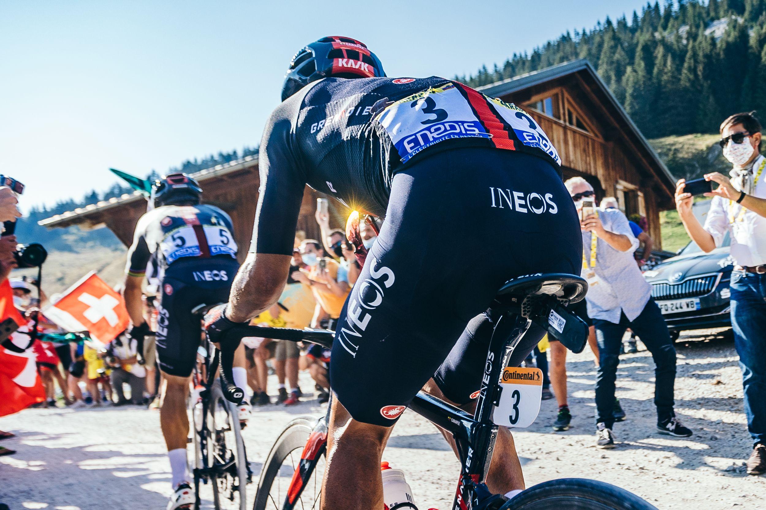 Team Ineos Grenadiers Tour de France