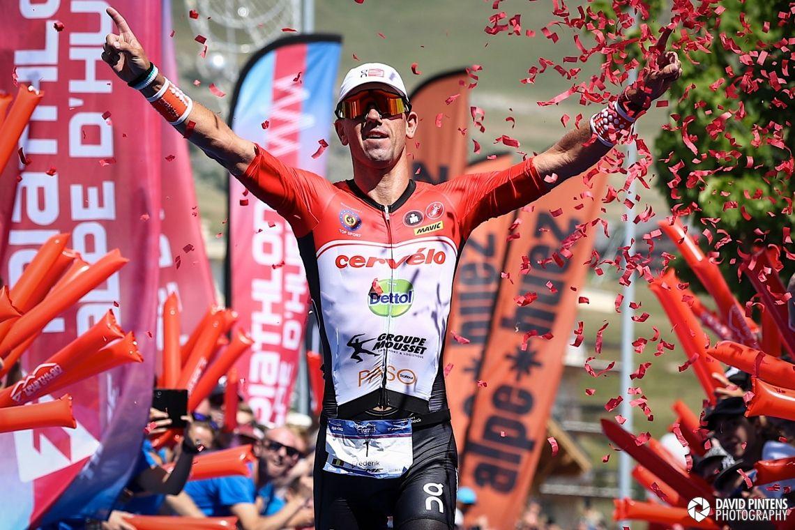Frederik Van Lierde Castelli Triatlon