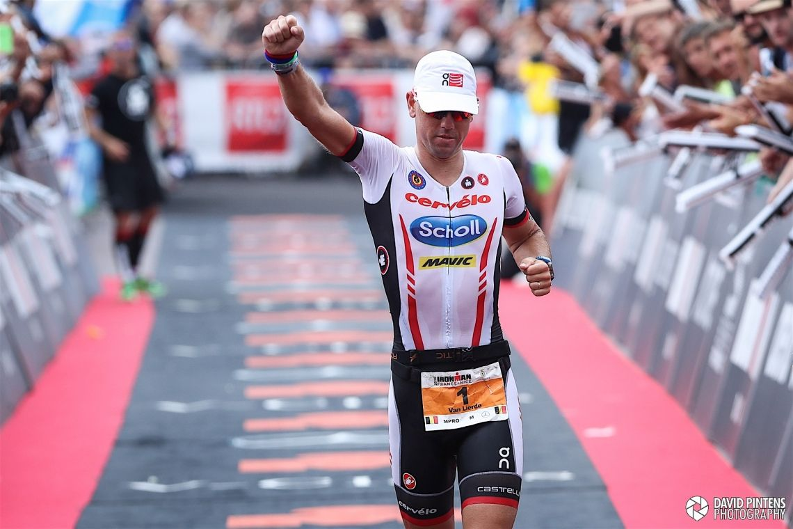 Frederik van Lierde triatleet