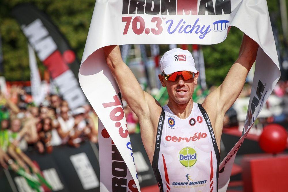 Frederik Van Lierde Ironman Vichy