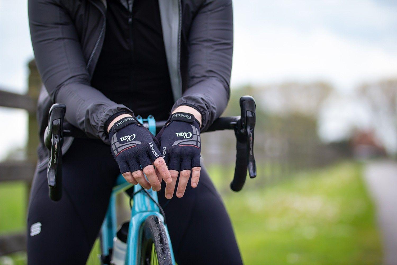 Roeckl fietshandschoenen tegen tintelende handen