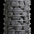 Foto van Huum Rond saunastenen 15 kg, 5 - 10 cm*